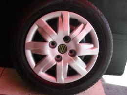 Kit 4 Calotas Gol 2012 Aro 13  Volkswagen - Alternativo - Grid