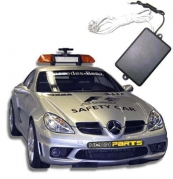 Kit Strobo Safety Car Com Led Profissional para farol