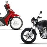 Alarme Positron Moto Honda Yamaha Biz YBR Factor 125 G5