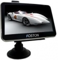 Navegador Gps Foston Fs-707 Tela Lcd 7.0 Tv Digital Camera Ré