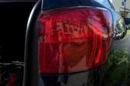 Pelicula Adesivo para Lanterna E Farol de carros Fume