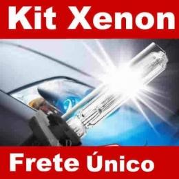 Kit Xenon 8000k lampada H4-2 Celta Corsa Prisma Astra Vectra Chev